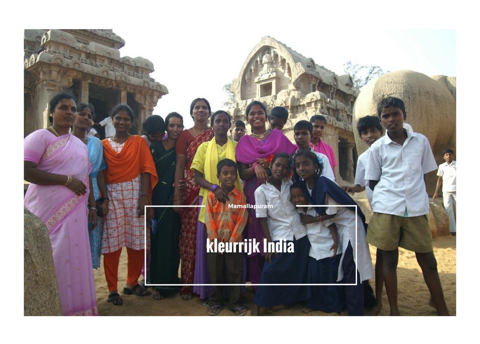 Kleurrijk India, Mamallapuram