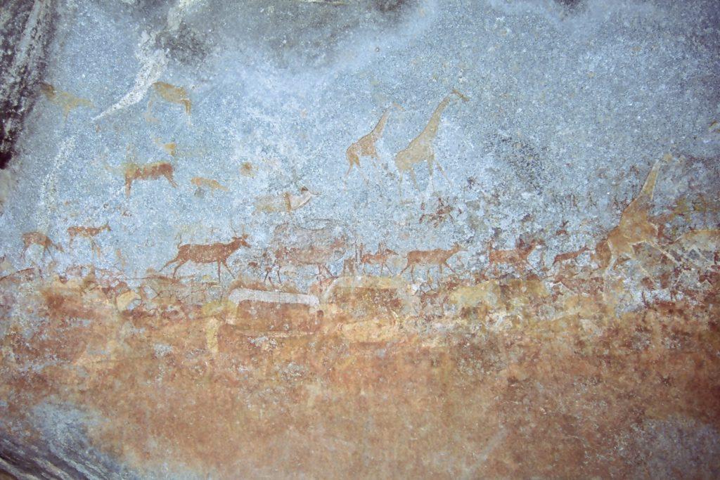 Matopos rotsschilderingen