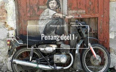 Penang, smeltkroes van culturen in Maleisie