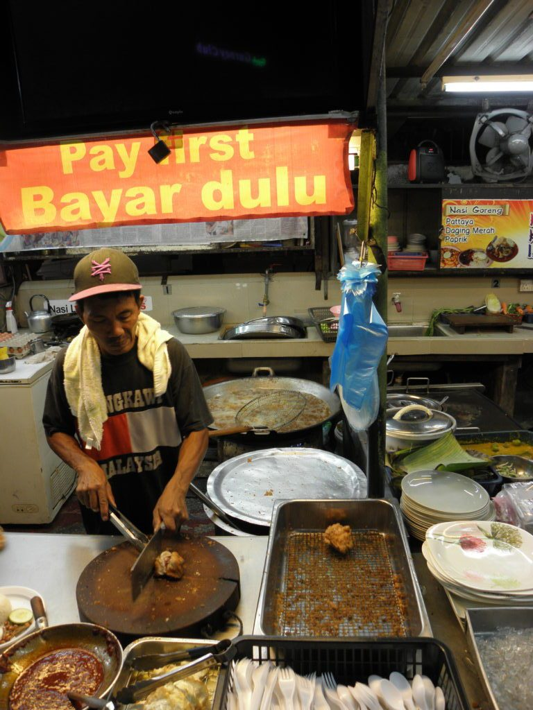 Gurning Drive street food
