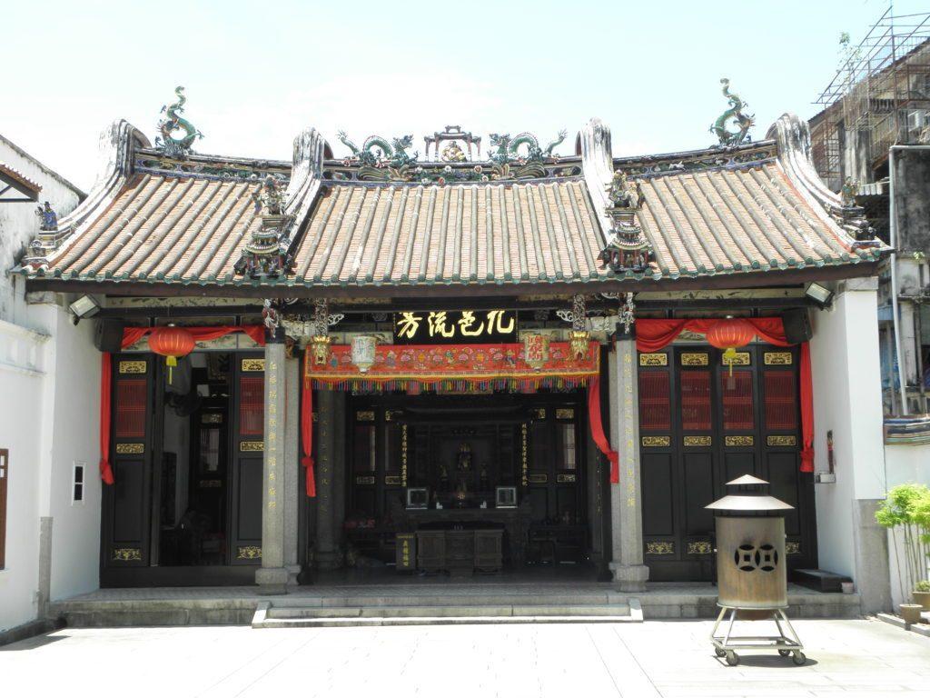 Boeddistische tempel