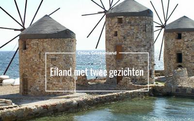Chios, een eiland met twee gezichten