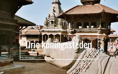 De drie koningsteden van Nepal