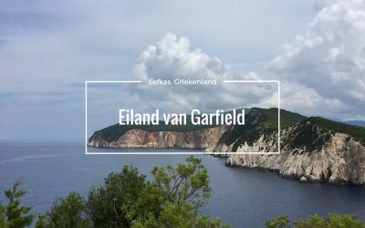 Lefkas, het eiland van Garfield