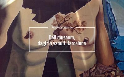 Salvadore Dali museum, een mooie dagtrip vanuit Barcelona