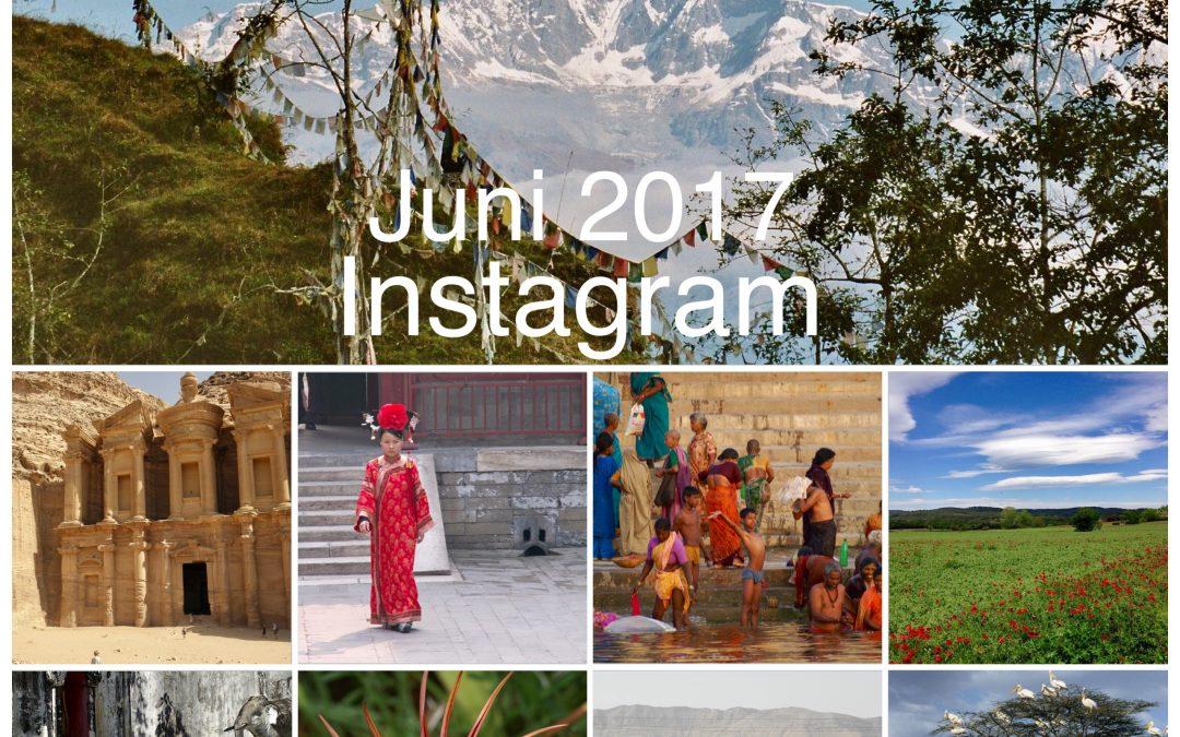 De beste Instagramfoto's van Indenvreemde.nl in juni