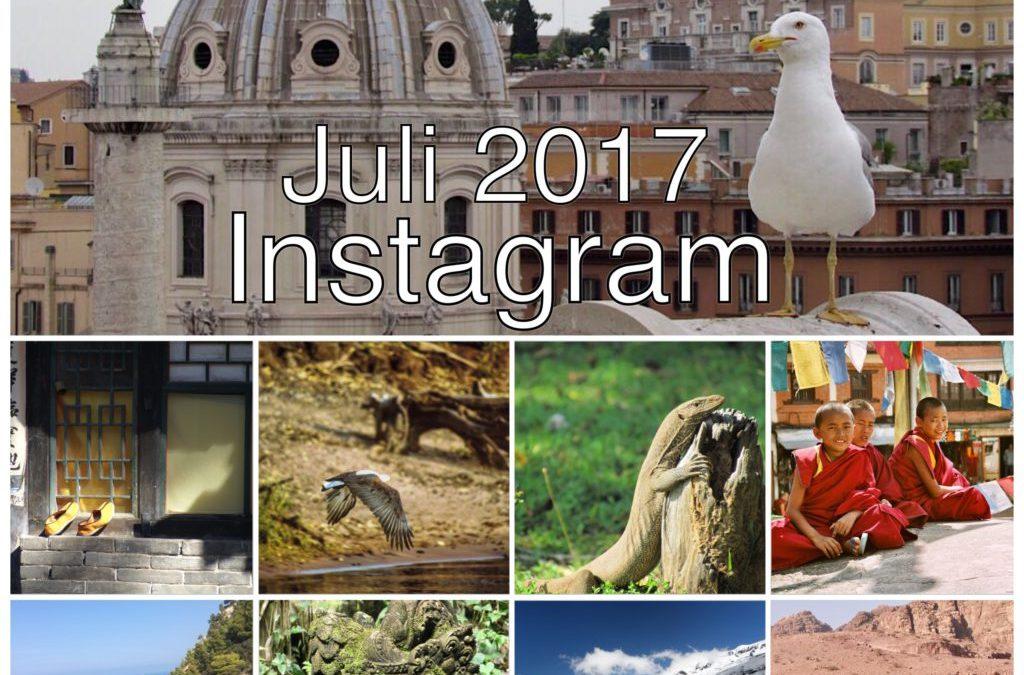 De beste Instagramfoto's van Indenvreemde.nl in juli