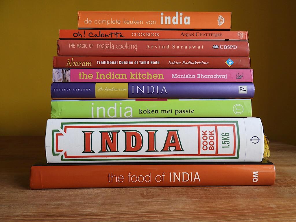 Indiase kookboeken