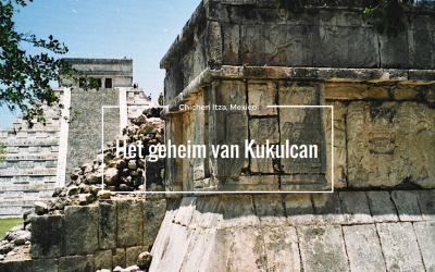 Mexico en het geheim van Kukulcan