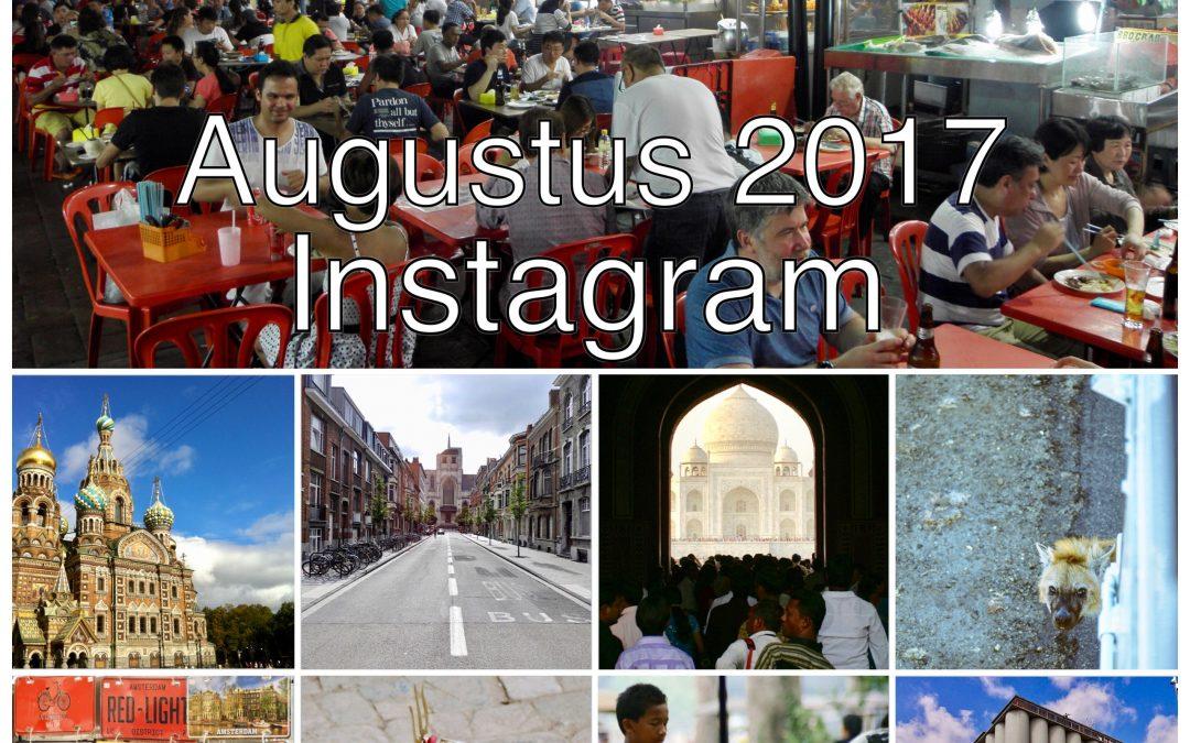 De beste Instagramfoto's van Indenvreemde.nl in augustus