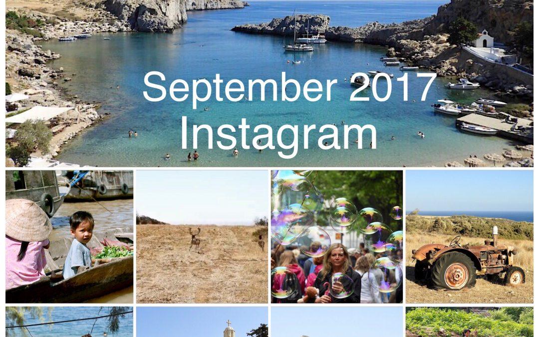 De beste Instagramfoto's van Indenvreemde.nl in september