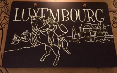 Luxemburg stad, klein, maar fijn