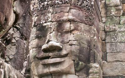 Ankor Wat, een van de acht nieuwe wereldwonderen