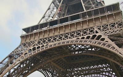 Paris, c'est la ville de l'amour, non?