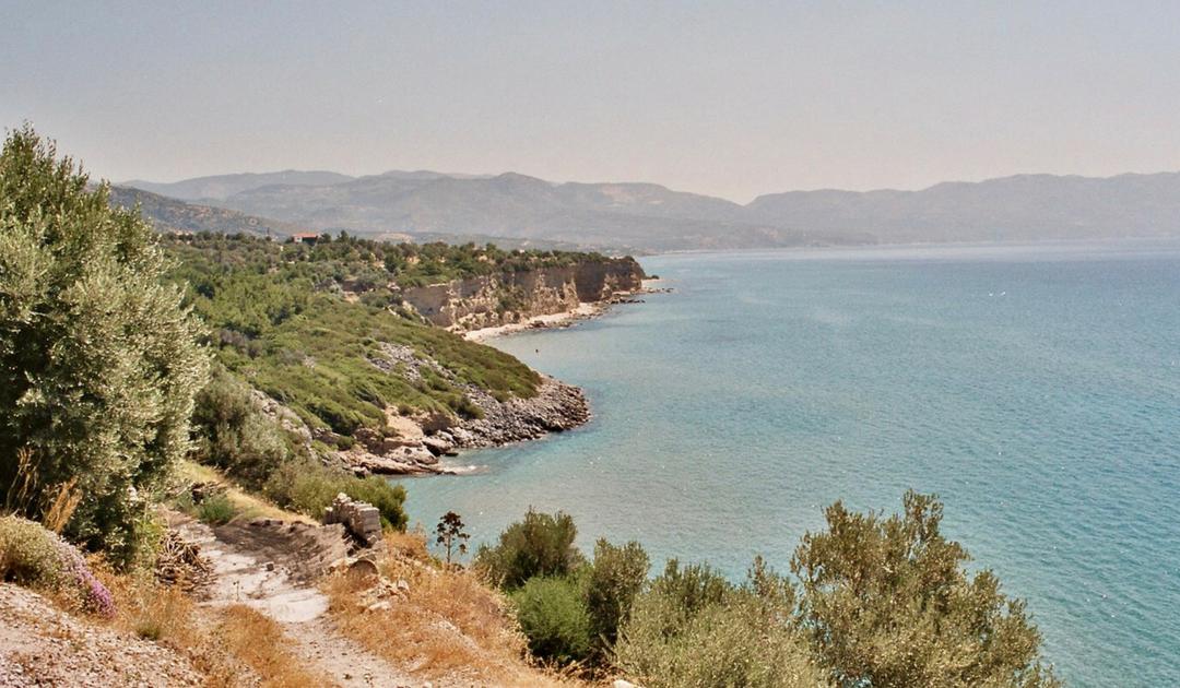 Samos, een liefdesverhaal, de start van een mooie relatie