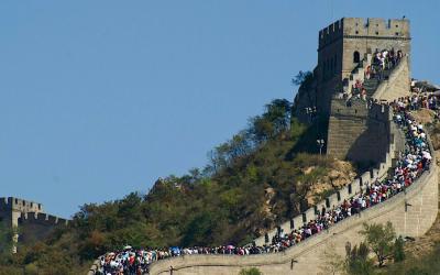 Vier weken door China en Tibet, van Beijing naar Chengdu