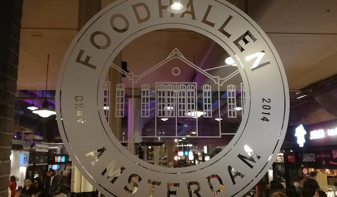 De Foodhallen in Amsterdam, walhalla voor foodies