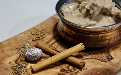 Pallu basa, Indonesisch stoofvlees in kokosmelk