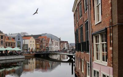 Stedentrip Leiden, toerist in eigen land