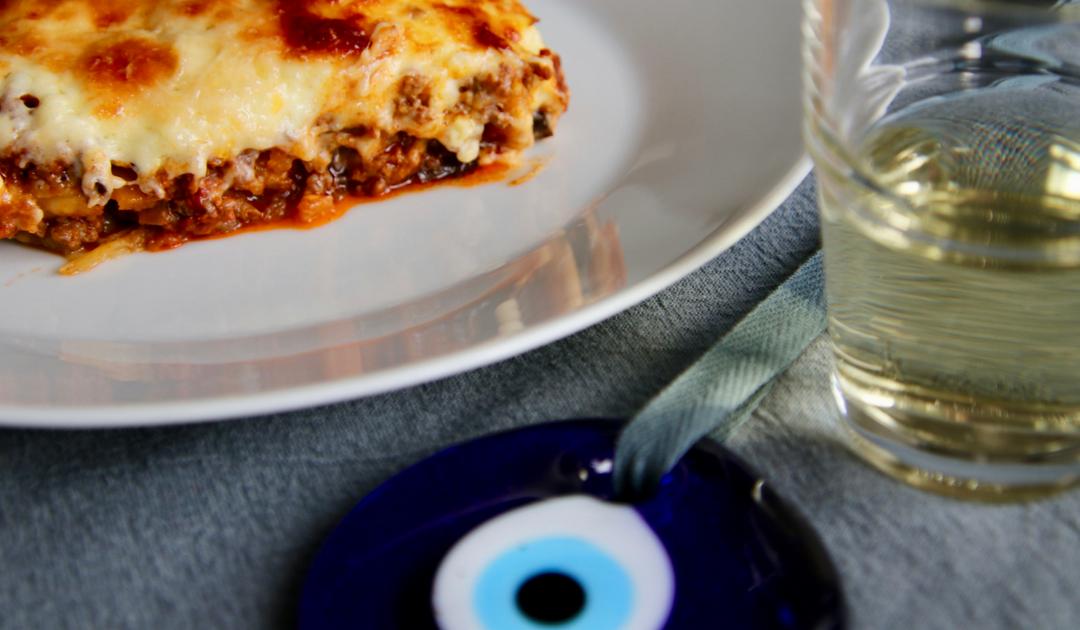 Griekse moussaka, met recht een klassieker!
