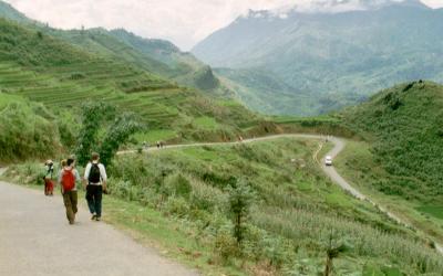 Sapa, het hoog(s)te punt van Vietnam
