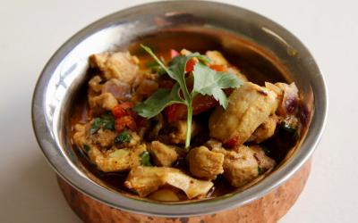 Curry Madras, een heerlijk gekruid Indiaas gerecht