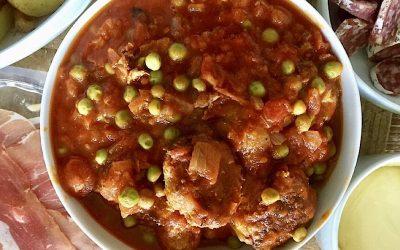 Albondigas, Spaanse gehaktballetjes, heerlijk als tapas