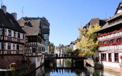 Straatsburg, hoofdstad van de Elzas en een stad met opvallende tegenstellingen