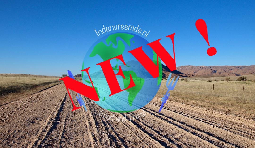 Indenvreemde.nl – Food and Travel is vernieuwd!
