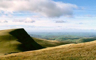Wandelen in Wales, de schitterende Brecon Beacons