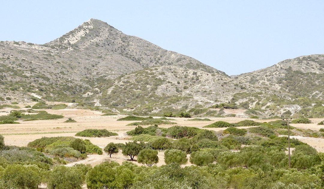 Het zuiden van Rhodos, authentiek Griekenland