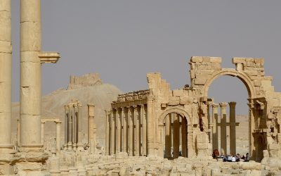 De historische stad Palmyra in Syrie, is 2019 het jaar dat het herrijst uit de as?