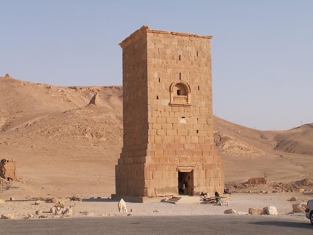 Palmyra, Syrie