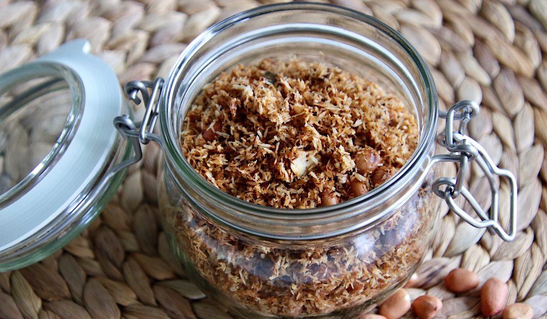 Geen rijsttafel is compleet zonder seroendeng