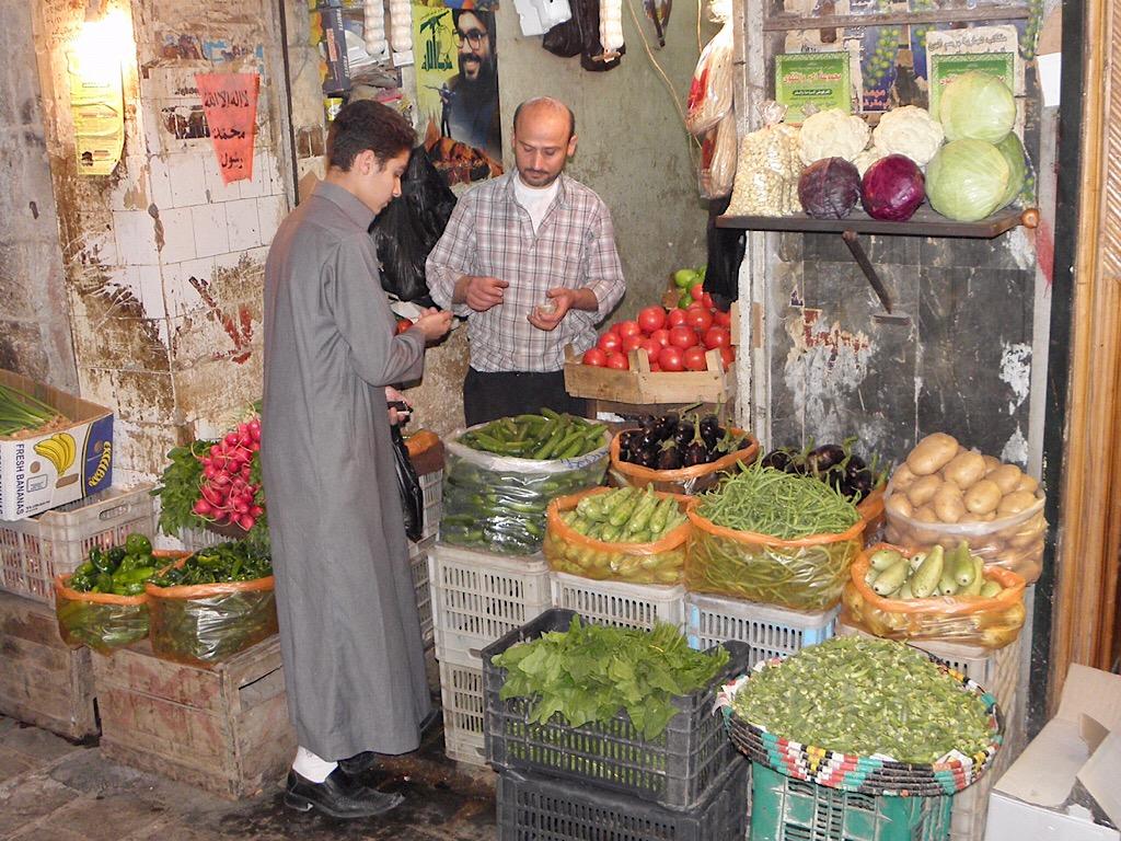 Midden-Oosten, eten verbroedert!
