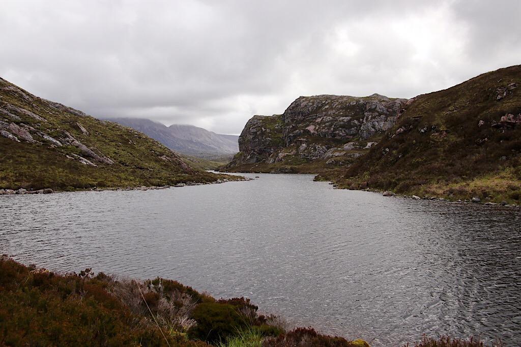 Schotland, Ullapool naar Wick via de John O'Groats route