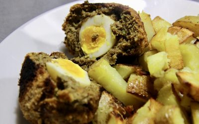 Scotch egg met een twist